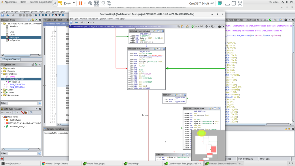 Installing NSA's Ghidra reverse engineering tool on CentOS 7